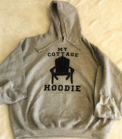 MY COTTAGE Hoodie -                          ( t- shirt)