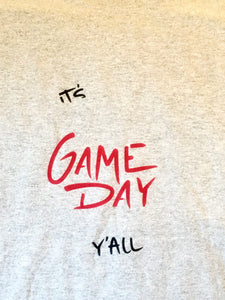 It's game day T-shirt