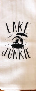 Kitchen towel - Lake Junkie ( Home Decor)