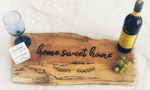 Home Sweet Home                    ( Home Decor)