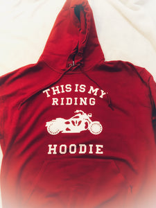 This is My Riding Hoodie ( t-shirt)