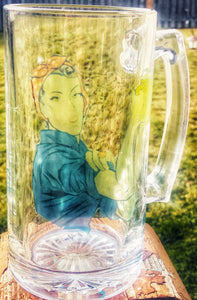 Large Beer Mug - Glassware