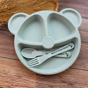 Tableware Baby Dish Tray