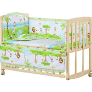 5pcs/Set Baby Bumpers Bedding