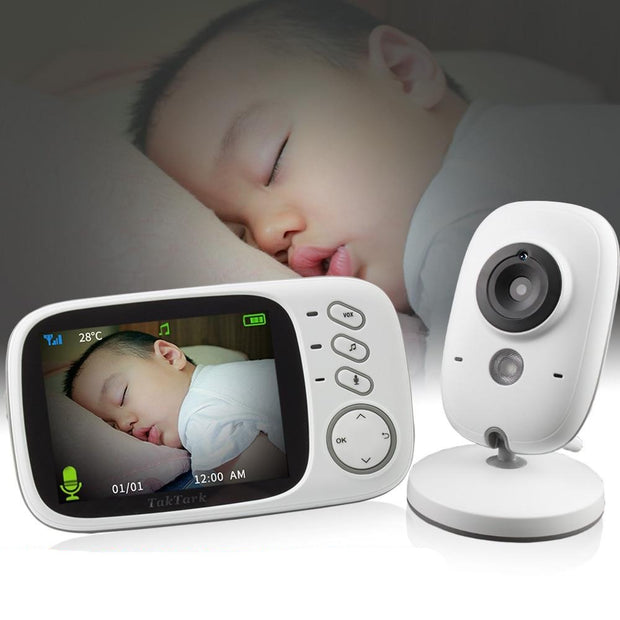 3.2 inch Wireless  Security Camera