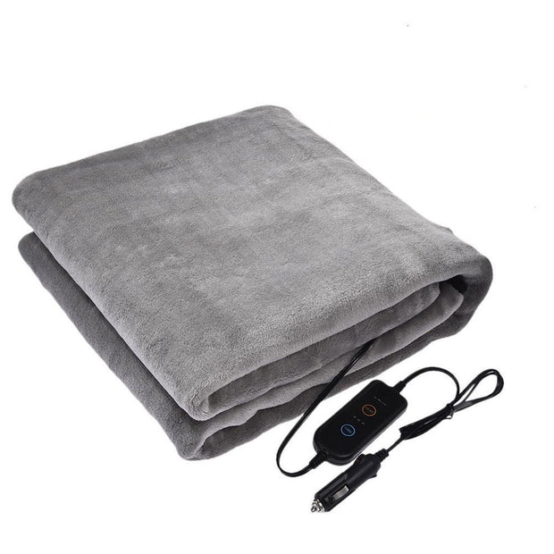 12V Security Plush Electric Blanket