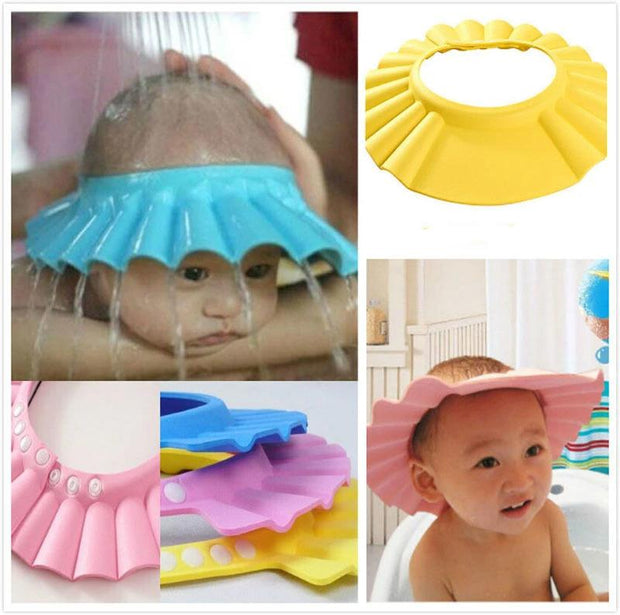 Bathing Shower Cap Shield