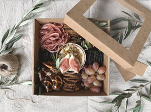 Honeycomb Cheese Box