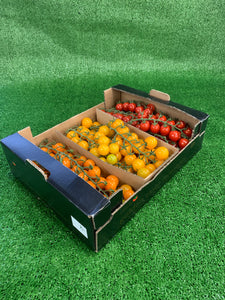 Mixed coloured cherry tomatoes - 3kg