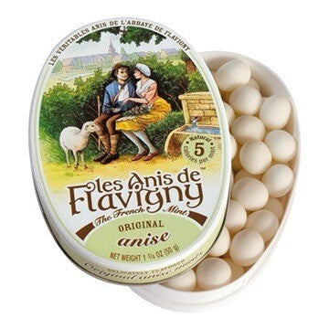 Les Anis de Flavigny All Natural Anise Mints