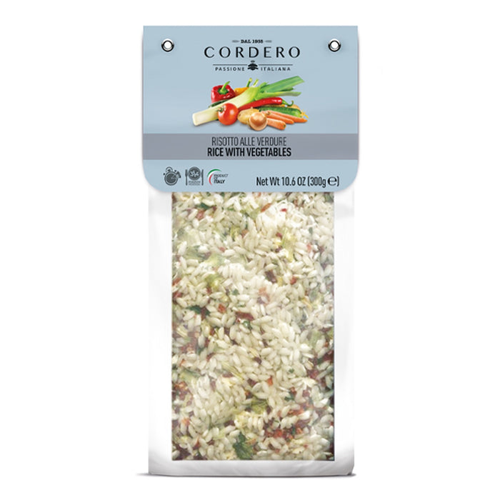 Vegetable Risotto by Cordero