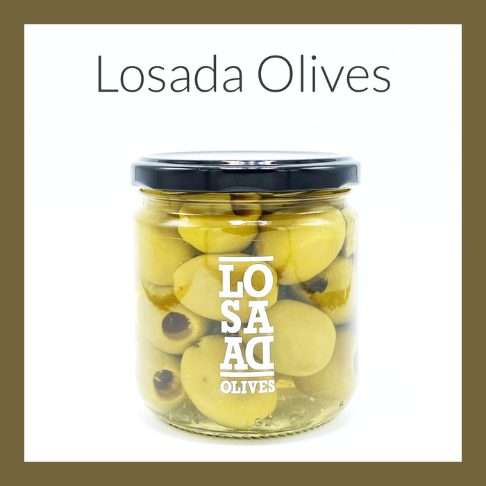 Pitted Gordal Olives by Losada