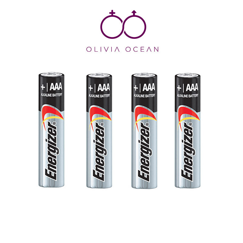 Energizer X 4 AAA Batteries - UK Seller - Free Delivery