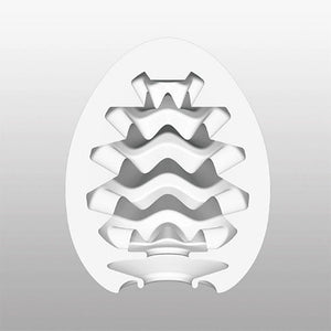Tenga Eggs Pack of 6 Male Masturbator intense Pleasure & Lube - UK Seller - DISCREET Free and Next Working Day Delivery Options Available