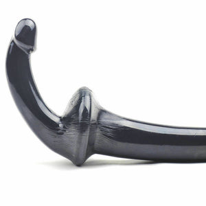 Large Strapless Strap On Dildo Realistic Double Ended Dong Long Big Sex Toy - UK Seller - DISCREET Free and Next Working Day Delivery Options Available