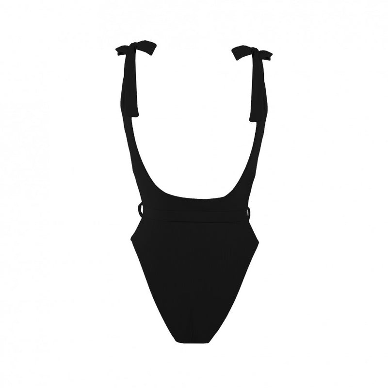 Charming Dim Belt Swimsuit