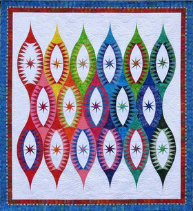 Be Colourful Arabian Nights Pattern