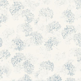 Bali Batik Ice Blue Dandelion S2314-190-ICE-BLUE