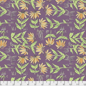 Color Fusion Plum Daisy PWLH018.PLUM