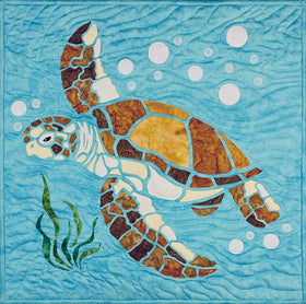 Sewquatic Sea Turtle