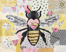 Teeny Tiny Bee Fabric Kit