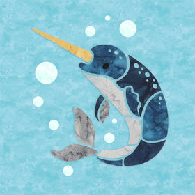 Sewquatic Jr. Narwhal