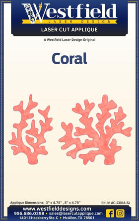 Sewquatic Jr. Coral