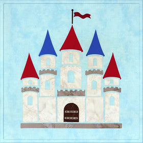 Sew Enchanted Castle