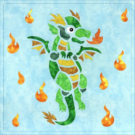 Sew Enchanted Dragon