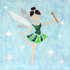 Sew Enchanted Green Fairy