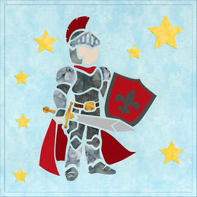 Sew Enchanted Knight