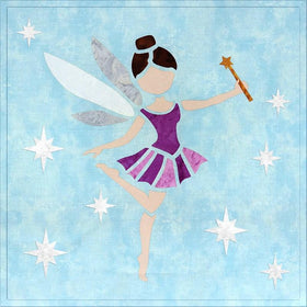 Sew Enchanted Purple Fairy