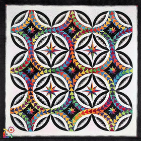 JDJ Fanciful Flight Fabric Kit