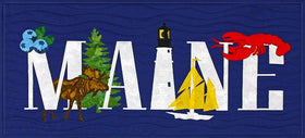 Maine State Pride Laser Cut Banner Kit