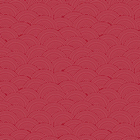 Mixology Crimson Sashiko 21008-0096