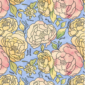 Potpourri Bluebell Bed of Roses 51654 1