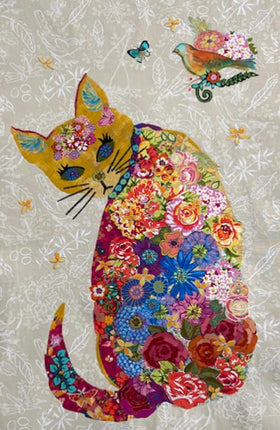 Purrfect Fabric Kit - Quilting by the Bay Exclusive Colorway