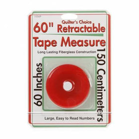 Retractable Tape Measure 60 inch