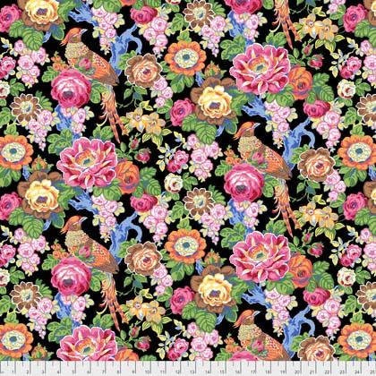 Roaring 20s Deco Floral Bough PWSLO60 DECOX - Quilting by the Bay