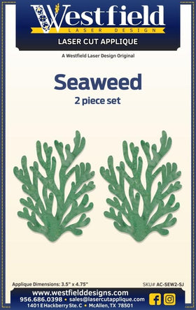Sewquatic Jr. Seaweeds 2 piece