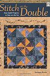 Stitch on the Double by Kathleen Brown