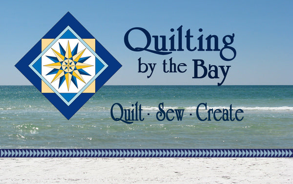 E-Gift Card - Quilting by the Bay