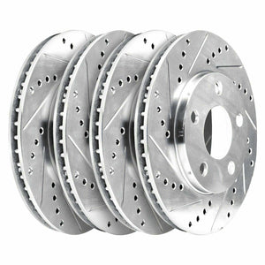 Chrysler LHS 282mm Front Rotors PHCC.63056.02