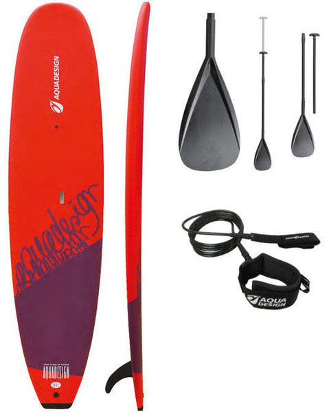 Stand Up Paddle AQUADESIGN SOFT 11.0-Stand Up Paddle Rigide-AQUADESIGN