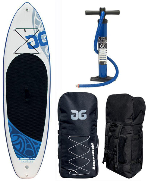 Aquaglide CASCADE 10.0 PRO iSUP Stand Up Paddle Gonflable-Stand Up Paddle Gonflable-AQUAGLIDE