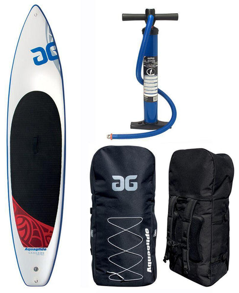 Aquaglide CASCADE 12.0 PRO iSUP Stand Up Paddle Gonflable-Stand Up Paddle Gonflable-AQUAGLIDE