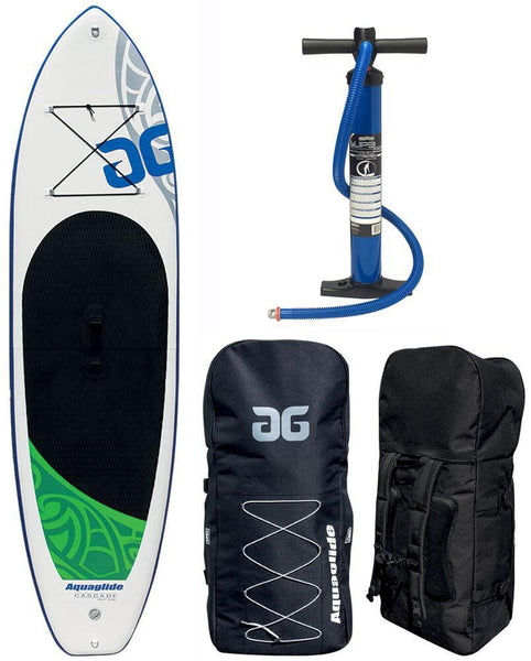 Aquaglide CASCADE 11.0 PRO iSUP Stand Up Paddle Gonflable-Stand Up Paddle Gonflable-AQUAGLIDE