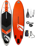 Aquadesign VOX 9.8 Stand Up Paddle Gonflable - Stand Up Paddle Gonflable - AQUADESIGN
