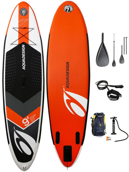 Aquadesign VOX 9.8 Stand Up Paddle Gonflable-Stand Up Paddle Gonflable-AQUADESIGN