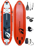 Aquadesign S.U.K 10.6 Kayak Stand Up Paddle Gonflable-Stand Up Paddle Gonflable-AQUADESIGN